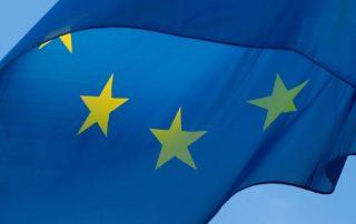 Fahne der EU